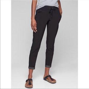 Athleta Black Midtown Ankle Pant Size 4